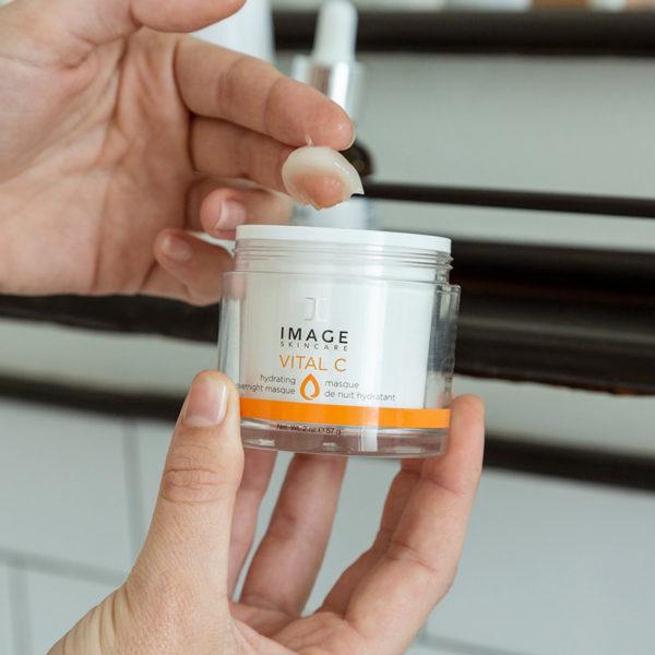 Image Skincare Vital C Hydrating Overnight Masque Jar - Carmilla Skincare